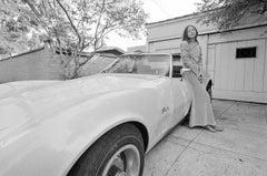 Joan Didion, Hollywood, 1968 (Frame 22-1)