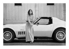Joan Didion, Hollywood, 1968 (Frame 33a.)
