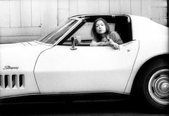 Joan Didion Stingray, 1968 Los Angeles