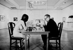 Marcel Duchamp And Eve Babitz (1963)