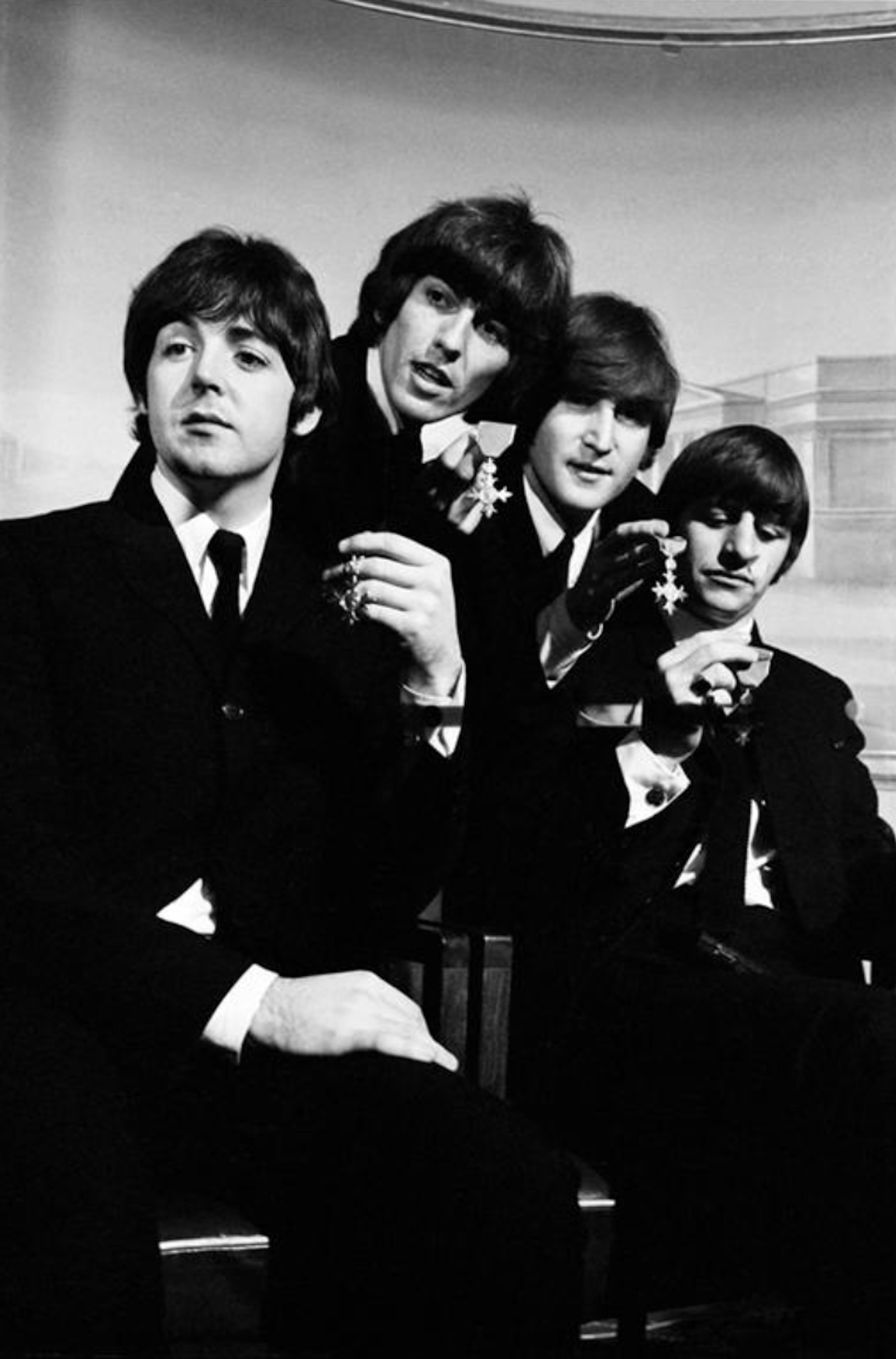 The Beatles, Time (1965)