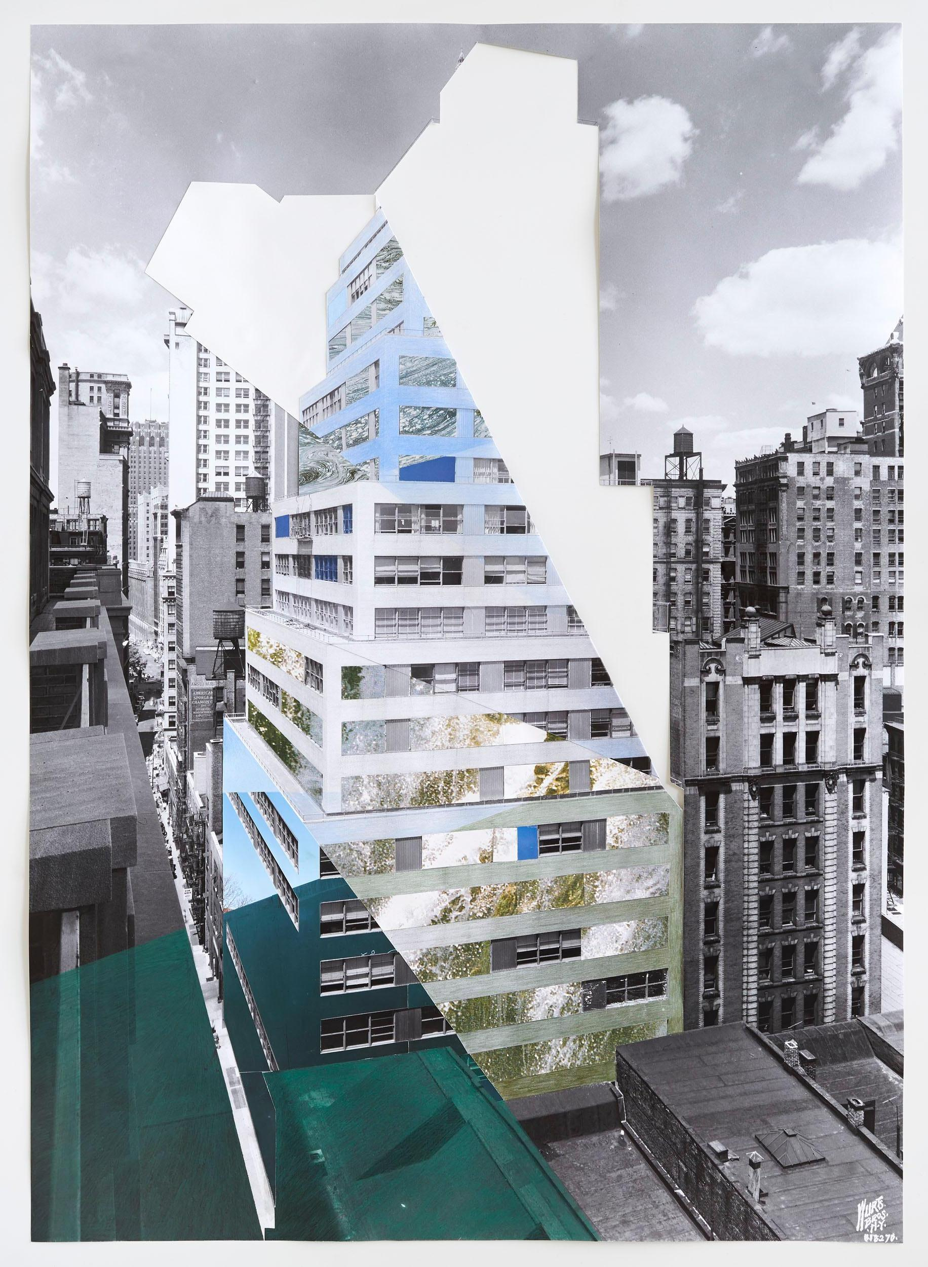 Turn, Architecture, New York City, William Street