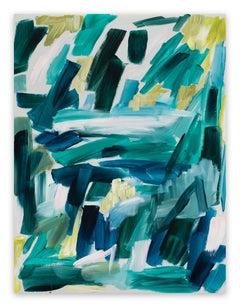 Memories No.5 (Abstract painting)