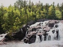 La Chute (Parc Régional des Chutes Monte-à-Peine et des Dalles, Québec), 2019