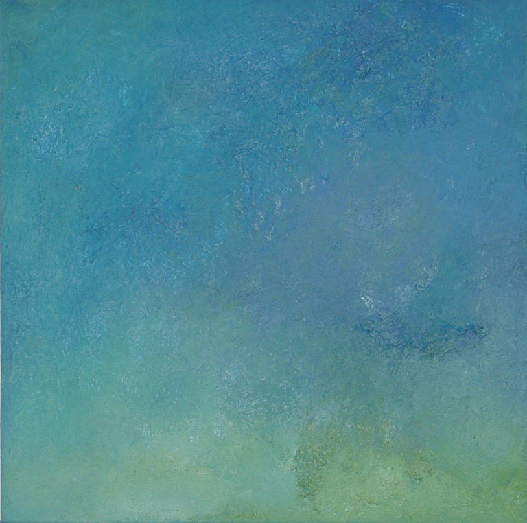 Julie Hedrick Abstract Painting - COLOUR #3