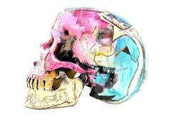 Skull, Bronze