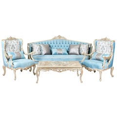 Juliet Style Sitting Room '5 PIECES', 20th Century