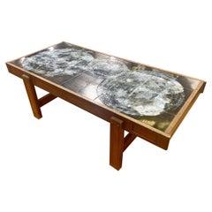 Juliette Belarti Belgian Modern Tile Coffee Table