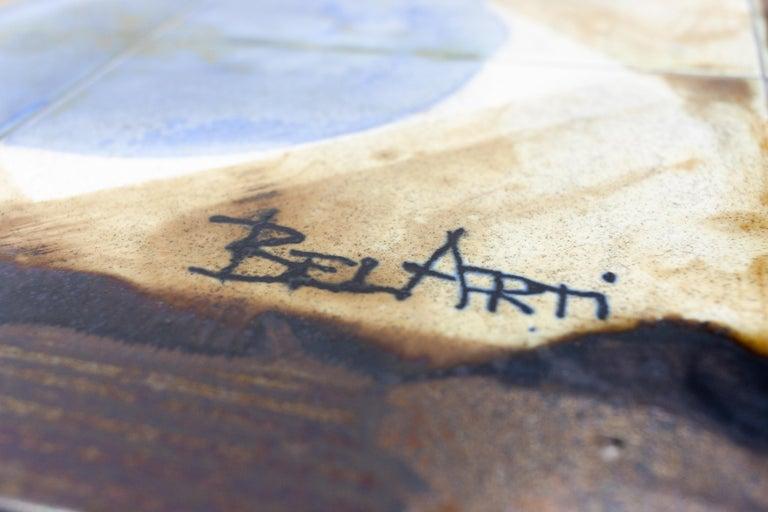 Mid-Century Modern Juliette Belarti Side Table For Sale