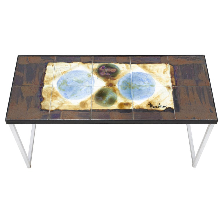 Juliette Belarti Side Table For Sale