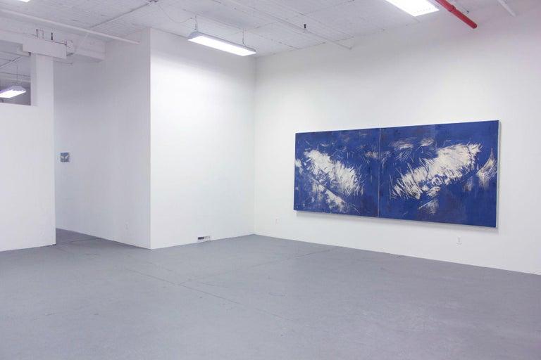 JULIETTE DUMAS, Whale Fluke (Le Grand Bleu), 2018 2