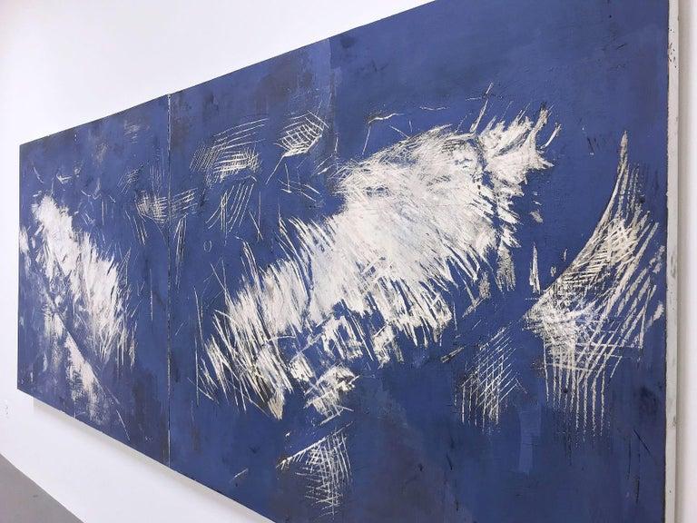 JULIETTE DUMAS, Whale Fluke (Le Grand Bleu), 2018 3