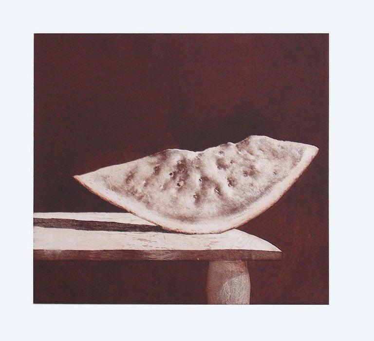 Julio Larraz Still-Life Print - THIS PIECE IS MINE
