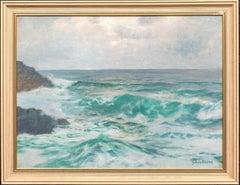 Coastal Seascape, 19th Century