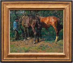 1910s Landscape Paintings