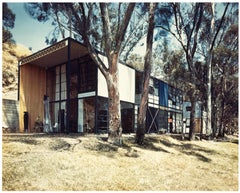 Shulman, C. Eames Case Study House #8, Pacific Palisades, CA, Color Photography