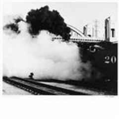 "Julius Shulman-""Smoke & Steam"" Union Station, Los Angeles - Vest Pocket Camera"