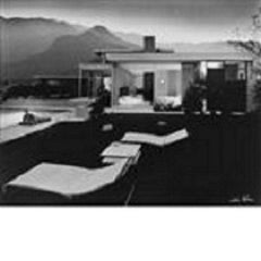 """The Kaufman House"".  Palm Springs California.  Architect: Richard Neutra"