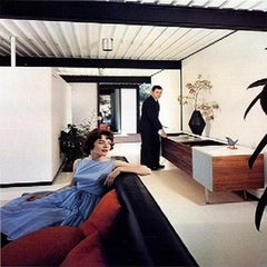 """The Bailey House"". Case Study House #21. Los Angeles. Pierre Koenig"