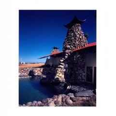 """The Harder House"". Mountain Lake, Minnesota. Bruce Goff"