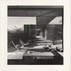 """The Julius Shulman Residence"" Hollywood Hills, California. Raphael Soriano"