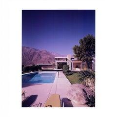 """""""The Kaufmann House"""". Palm Springs, California. Richard Neutra."""