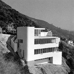 """The Kun Residence"" Los Angeles, Cal. SHULMAN'S FIRST PHOTO JOB -Richard Neutra."
