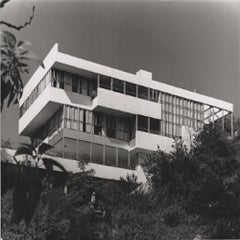 """The Lovell House"" Los Angeles, California. Richard Neutra"