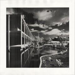 """The Nortronics Building"" Palos Verdes Peninsula, California. Charles Luckman"