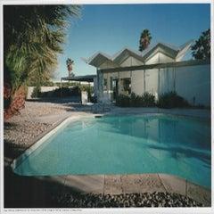 """Twin Palms (Former Frank Sinatra Estate) Palm Springs, Cal. E. Stewart Williams"