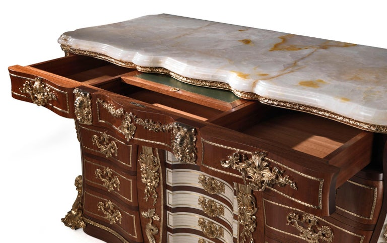 Rococo Jumbo Collection Cavour Dressing - Writing Commode