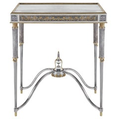 Jumbo Collection Eos Side Table in Brass