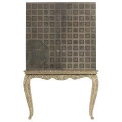 Jumbo Collection Fragonard Cabinet in Wood