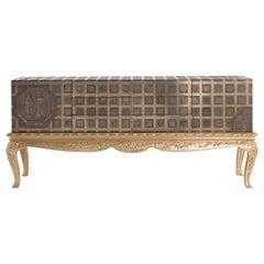 Jumbo Collection Fragonard Sideboard in Wood