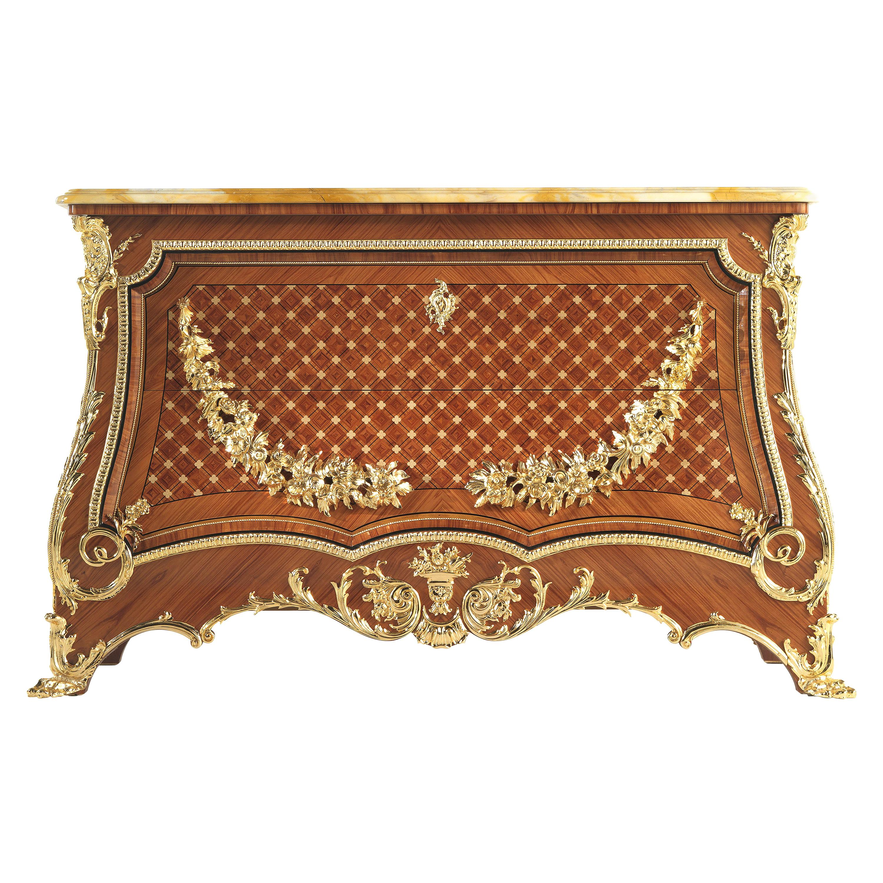 """Jumbo Collection Hamilton Chest of Drawers """"The Masterpieces Collection"""""""