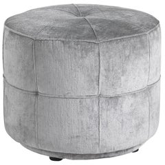Jumbo Collection Sophie Pouf in Velvet