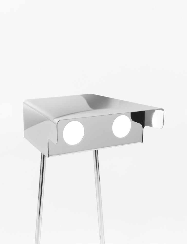 Modern Jumbo Group/JCP Universe Betoo Table Lamp by Richard Hutten For Sale