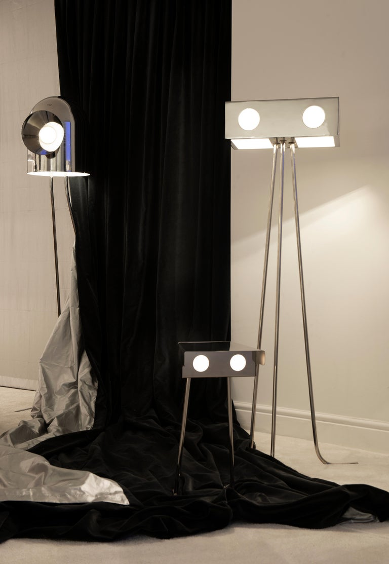 Italian Jumbo Group/JCP Universe Betoo Table Lamp by Richard Hutten For Sale