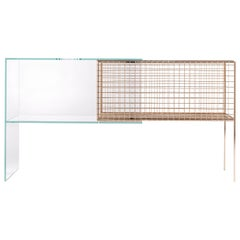 JCP Universe Debeam Console Table by Debonademeo