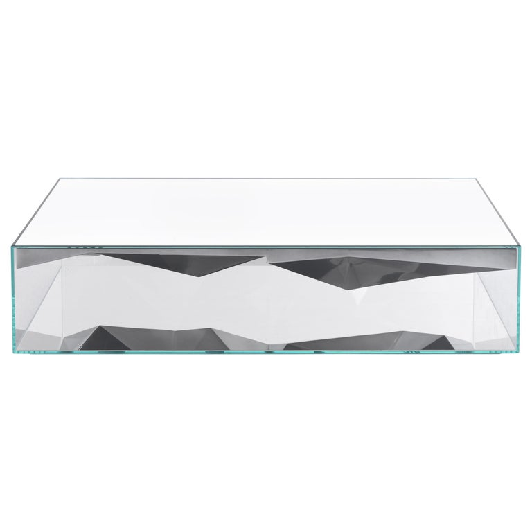 JCP Universe Dolmlod Coffee Table 'Rectangular' by Samer Alameen For Sale