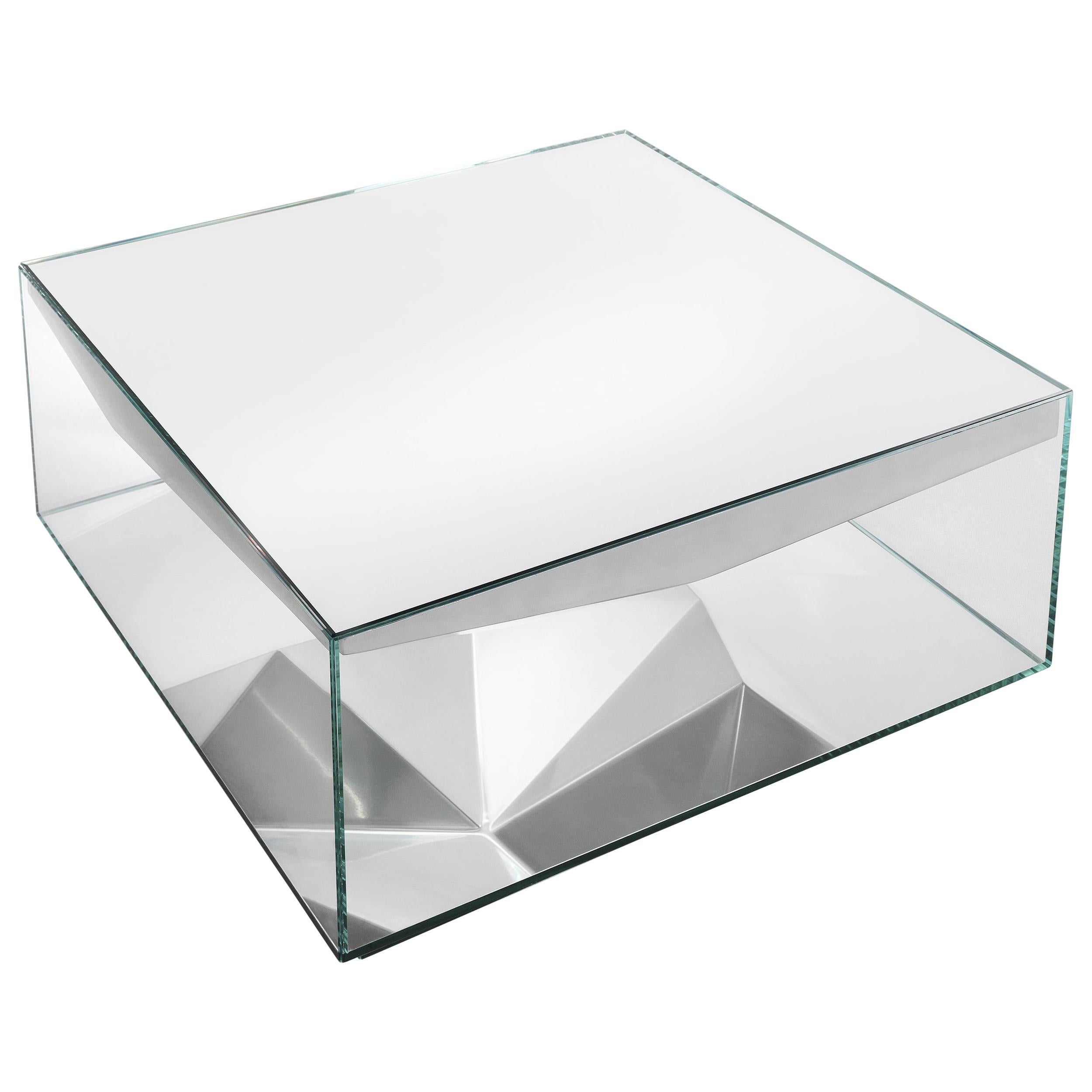 JCP Universe Dolmlod Coffee Table 'Square' by Samer Alameen