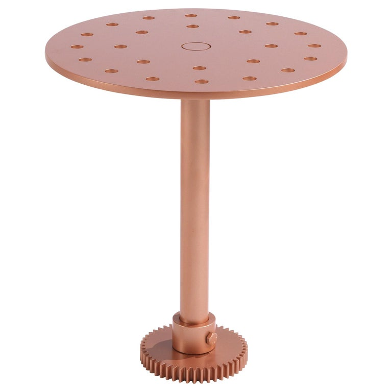 JCP Universe Maseen a Side Table by Samer Alameen For Sale
