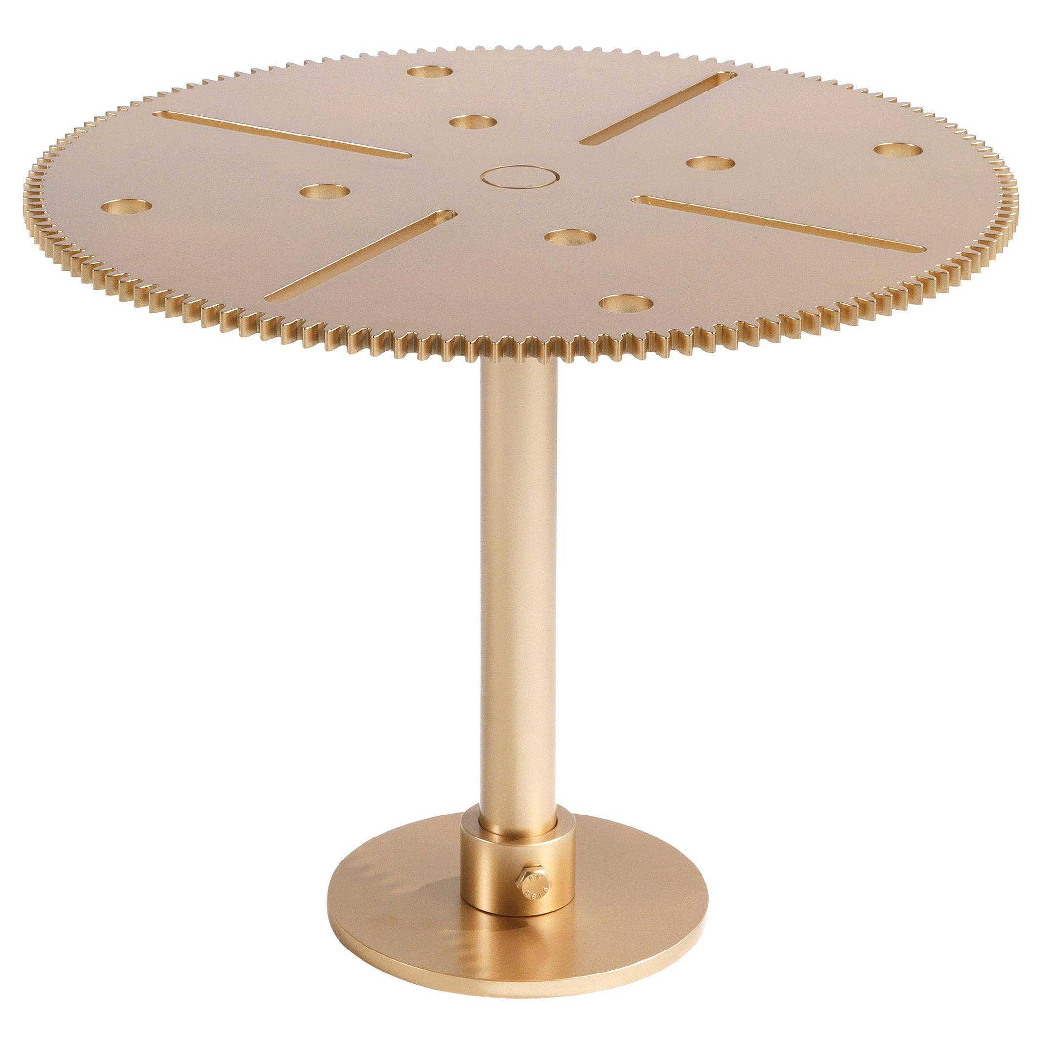 Jcp Universe Maseen A-X Sidetable by Samer Alameen