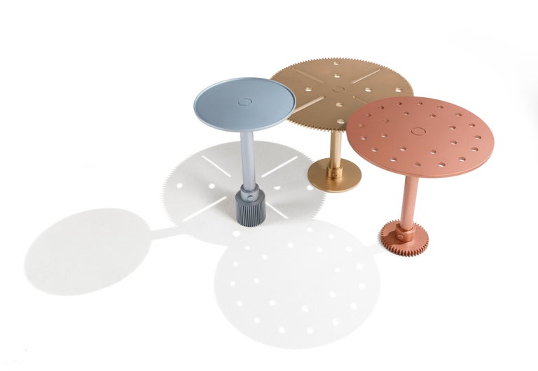 Modern JCP Universe Maseen E Side Table by Samer Alameen For Sale