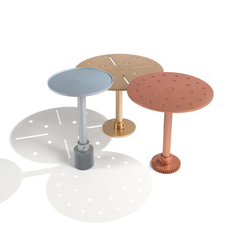 JCP Universe Maseen E Side Table by Samer Alameen In New Condition For Sale In Cantu, IT