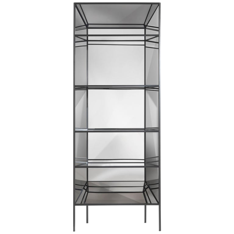 Jumbo Group/JCP Universe Perflect Small Bookshelves-Cabinets by Sam Baron For Sale