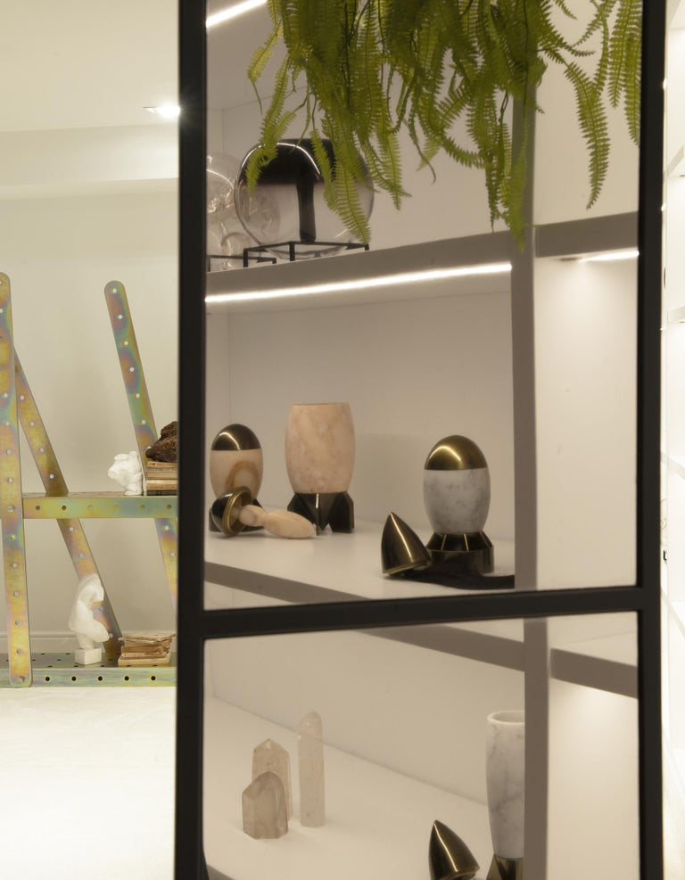 Jumbo Group/JCP Universe Rapunza Vase by Richard Yasmine For Sale 5