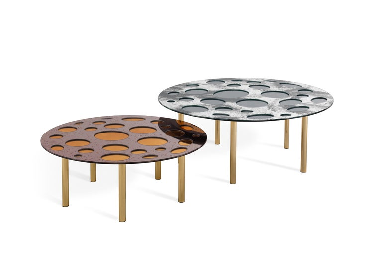 Metal Jumbo Group/JCP Universe Small Venny Coffee Table by Matteo Cibic For Sale