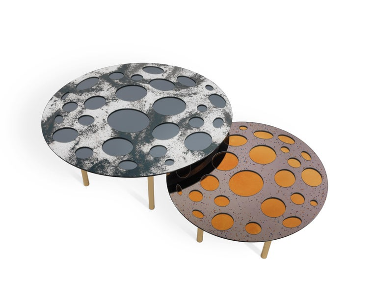 Jumbo Group/JCP Universe Small Venny Coffee Table by Matteo Cibic For Sale 1