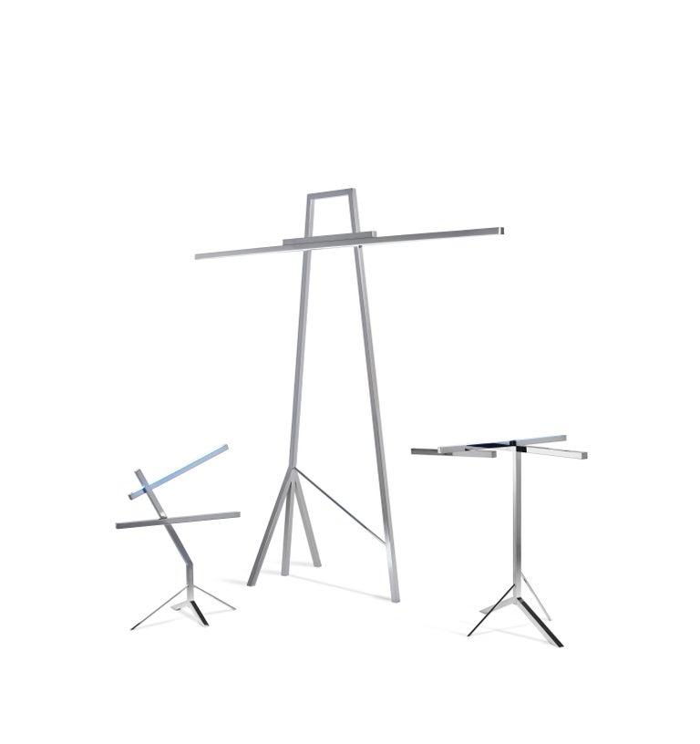 Contemporary Jumbo Group/JCP Universe Sun-Ra Bird Table Lamp by Nanda Vigo For Sale